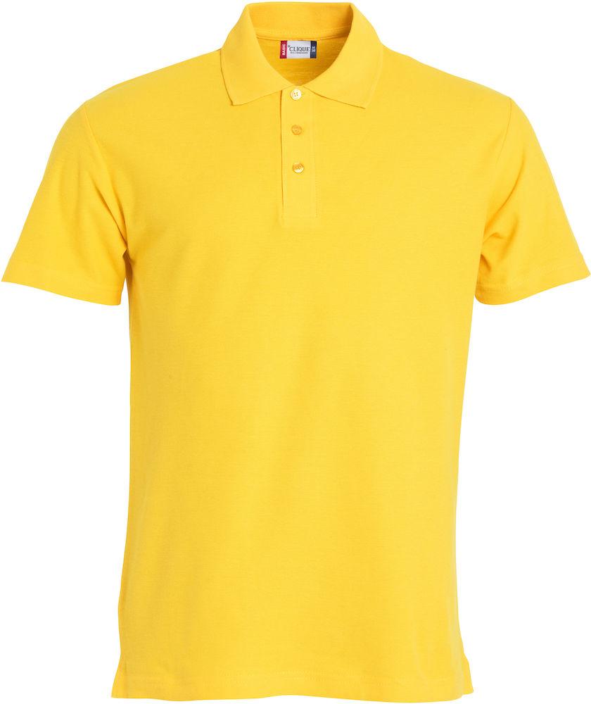 Billig pique skjorte med trykk til herre Next Profilering AS