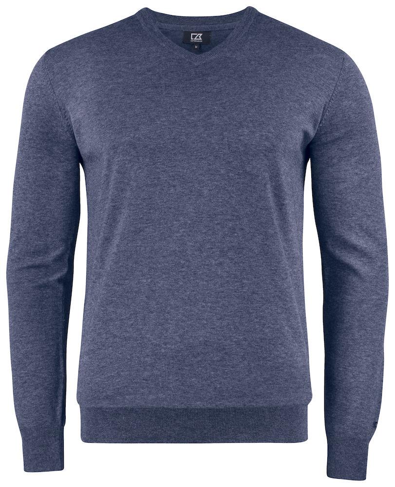 13ec6484 Oakville Crewneck V-hals genser - Alle type varer med trykk & logo ...