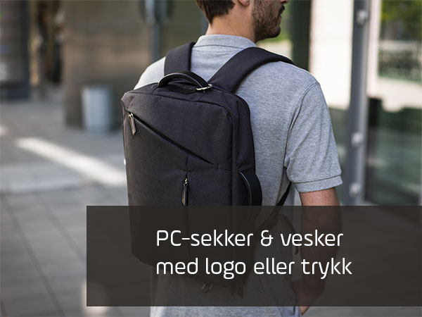 PC Veske med logo Tracker Exclusive Office bag Next